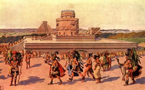 peradaban jaman aztec ya ini?